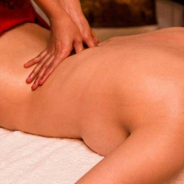 Balinese massage in Madrid
