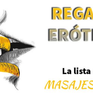 Regalos eróticos → La lista secreta de Masajes Indira
